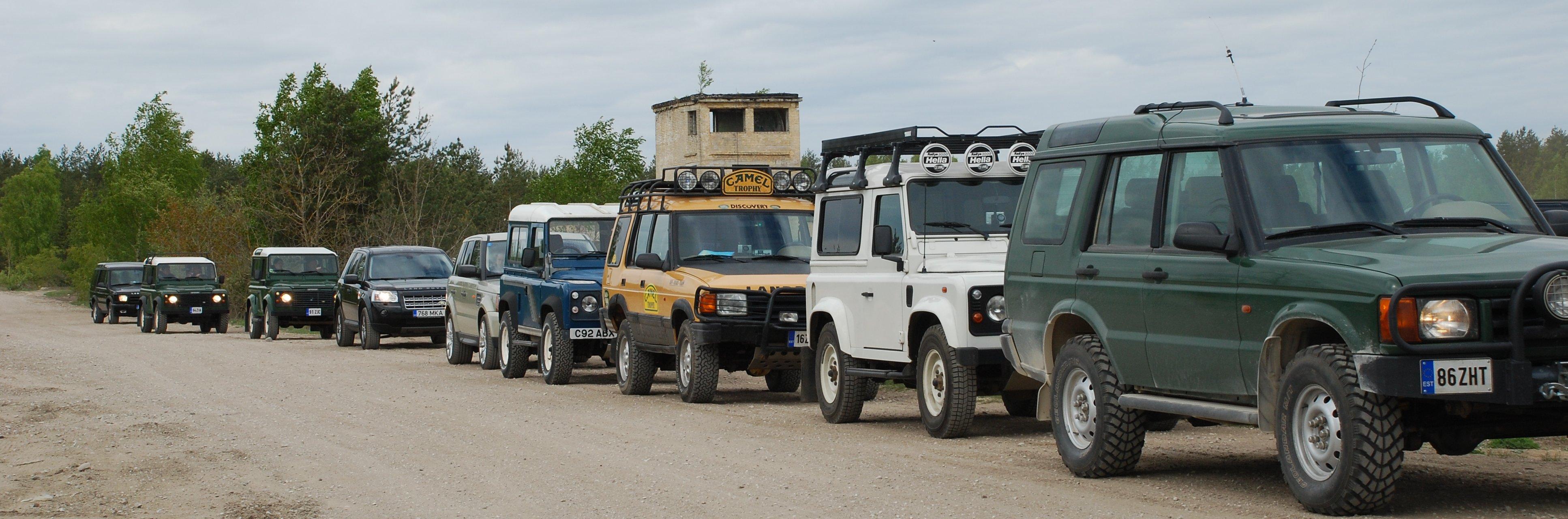 22f4fb81978 Rehvid ja veljed - Eesti Land Roveri Klubi